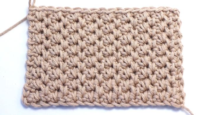 Crochet The Alternating Spike Stitch Easy Tutorial For Beginners