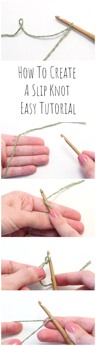How To Create A Slip Knot Easy Tutorial