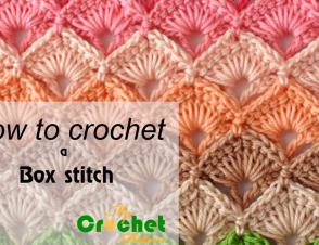 How To Crochet A Box Stitch + Free Pattern | Easy Beginner Tutorial Learn how to crochet a box stitch by following this step by step tutorial + Free Video Guide For Beginners And A Simple Free Pattern For Random Projects! Primary Member Of DIY Video Patterns, Stitches & Projects Collection - Free & Easy Step By Step Tutorial For Beginners