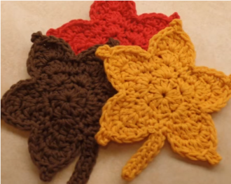 How-To-Crochet-Easy-Fall-Autumn-Leaf-Tutorial