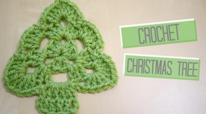 Crochet Christmas Tree For Beginners